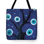 Night Sentry Tote Bag