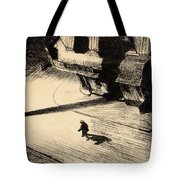 Night Shadows Tote Bag by Edward Hopper
