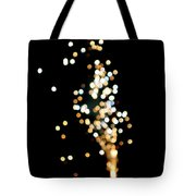 Night Sparkle Tote Bag
