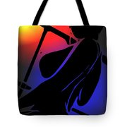 Night Sun Tote Bag