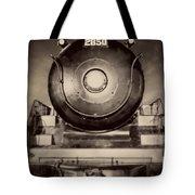Night Train Tote Bag