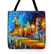 Night Vitebsk Tote Bag