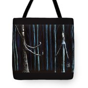 Nightfall Secret Tote Bag