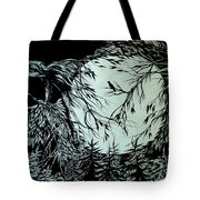 Nightingale Song. Part Three Tote Bag
