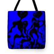 Nightly Flirt Tote Bag