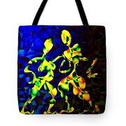 Nightly Tango Tote Bag