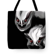 Nightmare Companions Tote Bag
