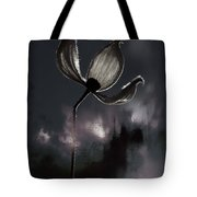 Nights I Wrote  Tote Bag by Empty Wall