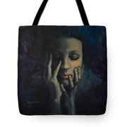 Nights In July Tote Bag