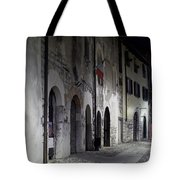 Nightscape. Iseo Tote Bag