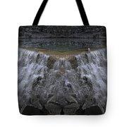 Nighttime Water Tumble Tote Bag