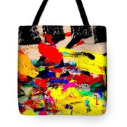 Nighttown Music Tote Bag