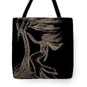 Nightwind Tote Bag