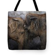 Nighty Night Darling Tote Bag by Joachim G Pinkawa