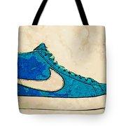 Nike Blazer Turq 2 Tote Bag