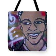 Nikki Giovanni Tote Bag