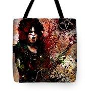 Nikki Sixx - Motley Crue  Tote Bag