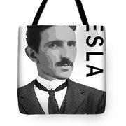 Nikola Tesla 2 Tote Bag
