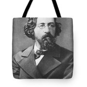 Nikolai Chernyshevsky (1828-1889) Tote Bag