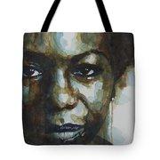 Nina Simone Ain't Got No Tote Bag