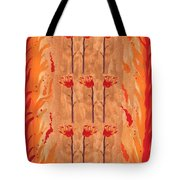 Nine Of Wands Tote Bag