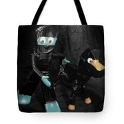 Ninja Gumby And Ninja Pokey Too Tote Bag