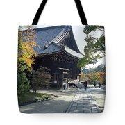 Ninna-ji Temple Compound - Kyoto Japan Tote Bag