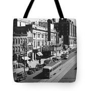 Ninth Street In Brooklyn Tote Bag