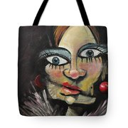 Nip And Tuck Version Two Tote Bag