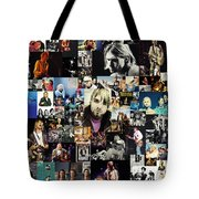 Nirvana Collage Tote Bag