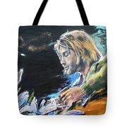 Nirvana - Kurt Cobain Tote Bag