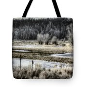 Nisqually Nest Boxes Tote Bag