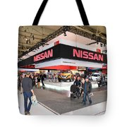 Nissan Area Tote Bag