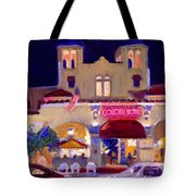 Nite At The Colony Tote Bag