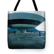 Niteroi Contemporary Art Museum Tote Bag