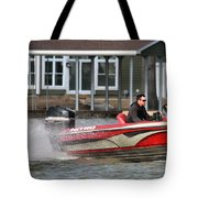 Nitro Boat Tote Bag