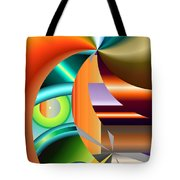 No. 130 Tote Bag