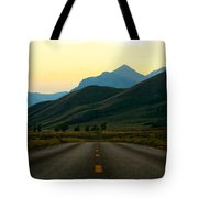 No Cars Here Tote Bag