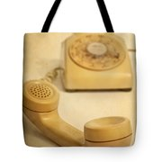 No Cell Phone Here Tote Bag