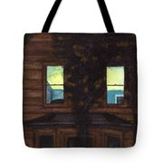 No Curtains Tote Bag