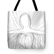 No Fear - Only Love Tote Bag