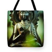 No Fear Tote Bag by Rebecca Sherman