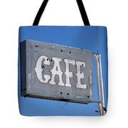 No Food Here Tote Bag by Art Block Collections