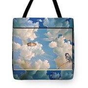 No Gravity Tote Bag