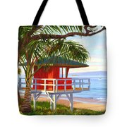No Guard On Duty - Kamaole Beach Tote Bag