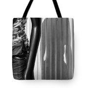 No Head For Fashion Tote Bag