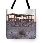 No Lifegaurds Tote Bag