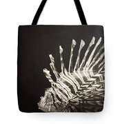 No Lion Tote Bag
