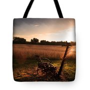 No Longer Needed Tote Bag