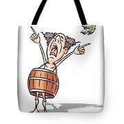No More Bills  Tote Bag